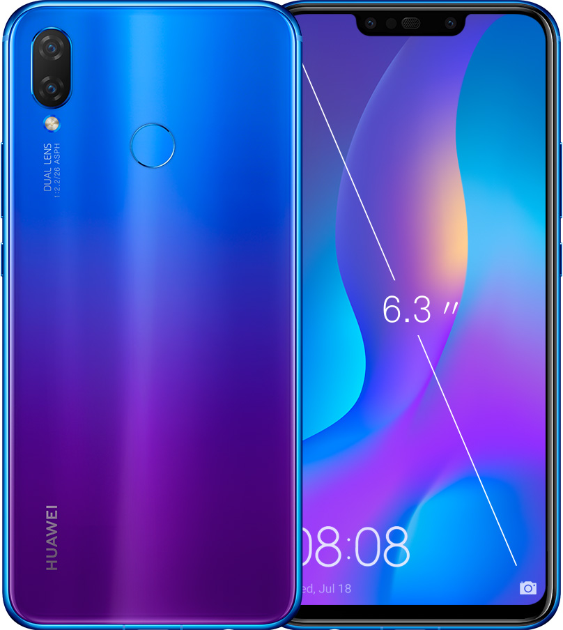 Huawei Nova 3i Price and Spec