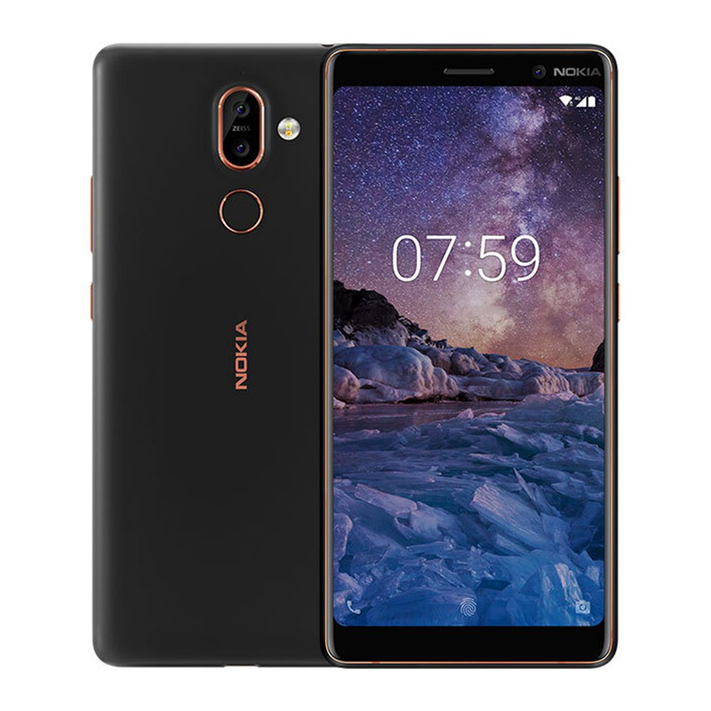 Nokia 7 Plus Price and Spec