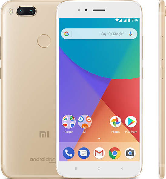 Xiaomi MI A1 Spec and Price - best mid range smartphone