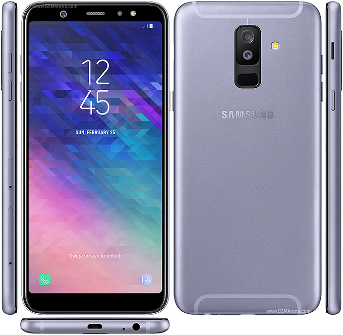 Samsung Galaxy A6+ Spec and Price