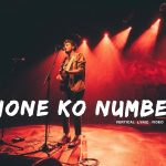 Sushant KC Phone Ko Number Lyrics