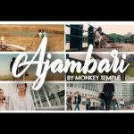 Monkey Temple Ajambari Lyrics