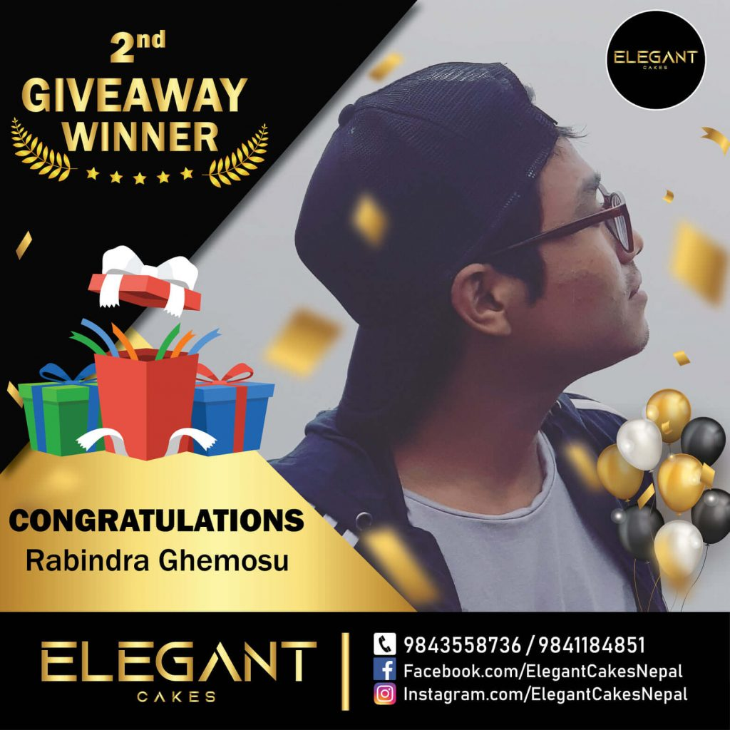 Rabindra Ghemosu Winner